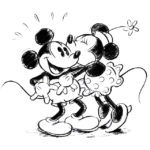 ミッキーマウス モテ