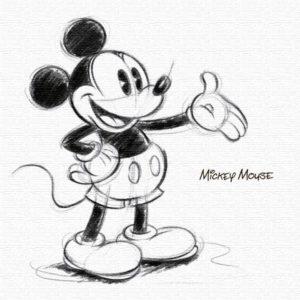 ミッキーマウス モテ モテ
